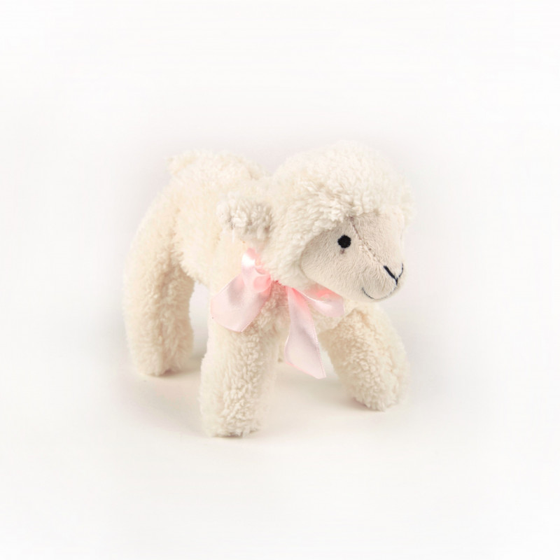"""""""Marie-Antoinette"""" cuddly toy sheep"""