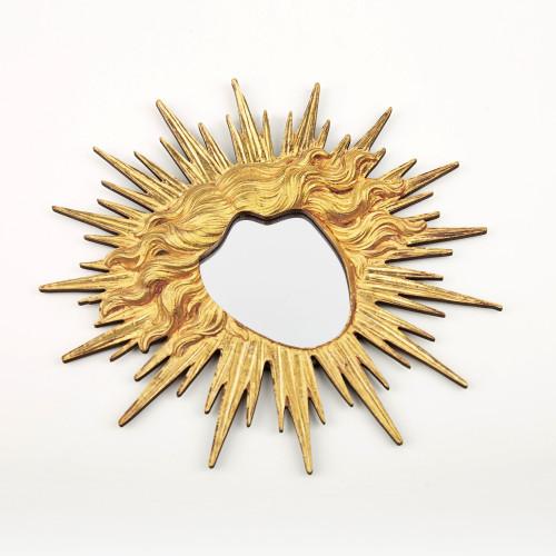 """Roi Soleil"" mirror"