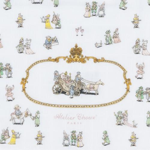 Large bib Versailles