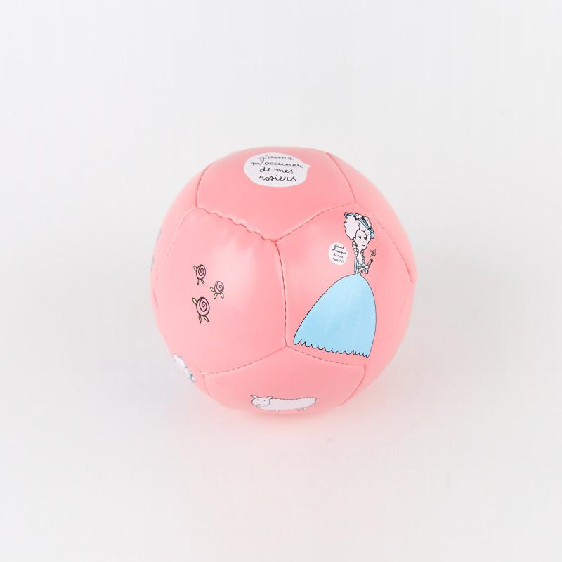 Soft ball Marie-Antoinette Rosebush