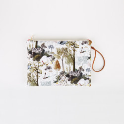 "Wallet ""Royal Menagerie"" Small & Light"