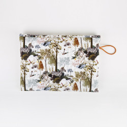 "Wallet ""Royal Menagerie"" Large & Light"