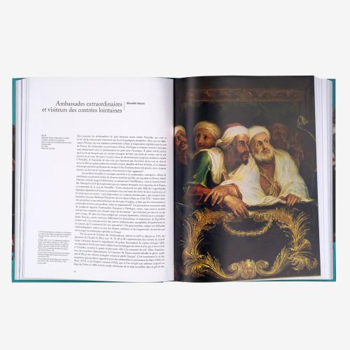 """Catalogue """"Visiteurs de Versailles. Voyageurs, princes, ambassadeurs. 1682-1789"""""""