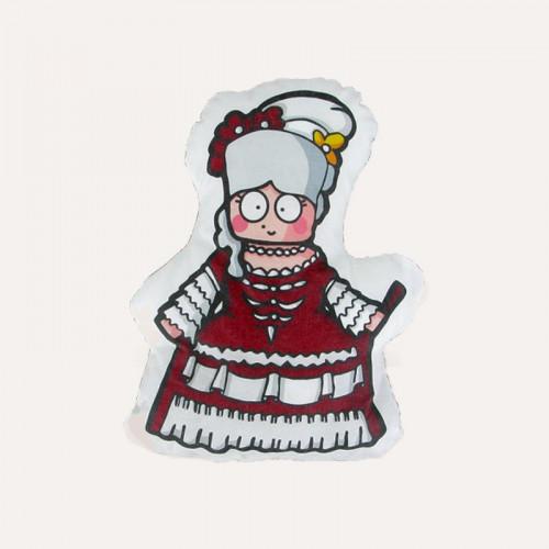 Small « Marie-Antoinette » doll