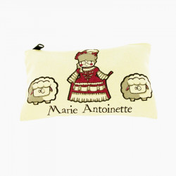 « Marie-Antoinette and her sheep » child?s pencil case