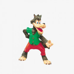 Figurine of The Big Bad Wolf