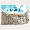 Versailles in watercolour