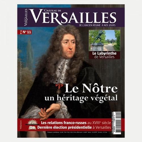 N°11 du magazine Château de Versailles
