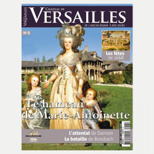N°6 du magazine Château de Versailles