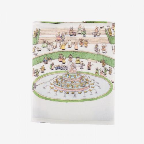 Couverture en cachemire Versailles