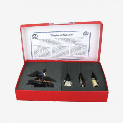 Coffret figurines de Plomb «Louis XIV»