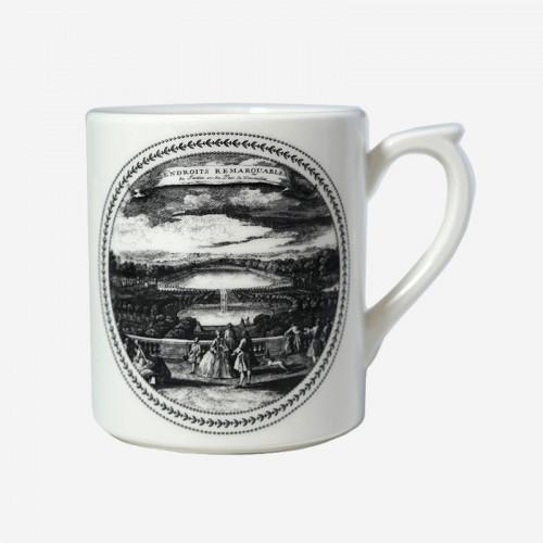 "Mug Orangerie ""Endroits remarquables"""