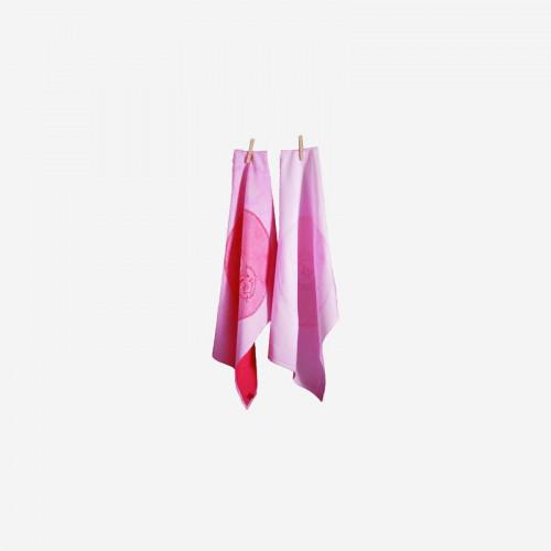 « Marie-Antoinette » tea towel