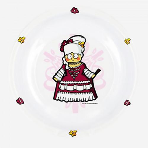 Assiette « Marie-Antoinette »