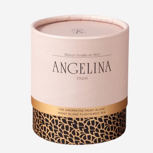 """Angelina"" Flavoured tea ""Mont Blanc"""