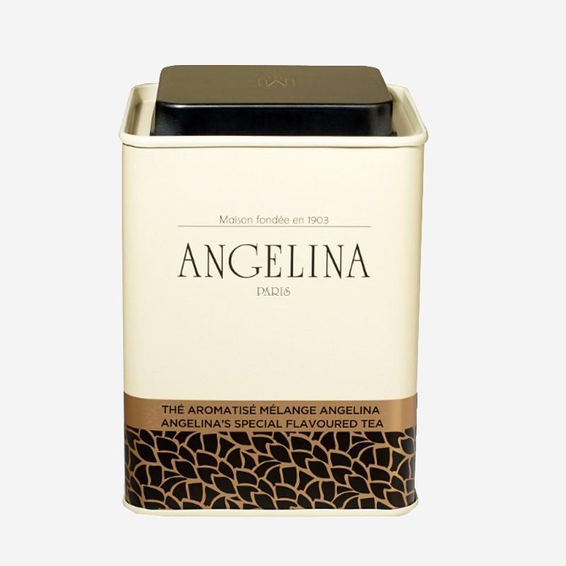 "Flavoured tea ""Mélange Angelina"""