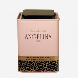 """Angelina"" Flavoured tea ""Mont Blanc"""