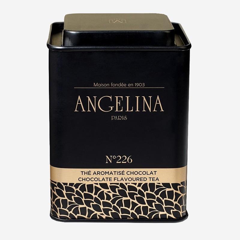 "Angelina ""Chocolat n°226"" flavoured tea"