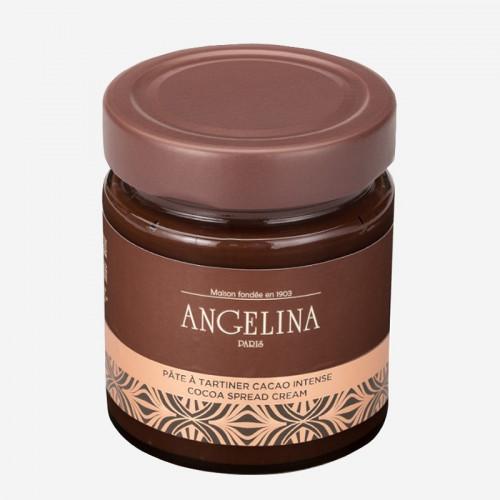 "Pâte à tartiner cacao intense ""Angelina"""