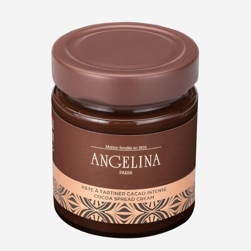 """""""Angelina"""" Cocoa spread cream"""