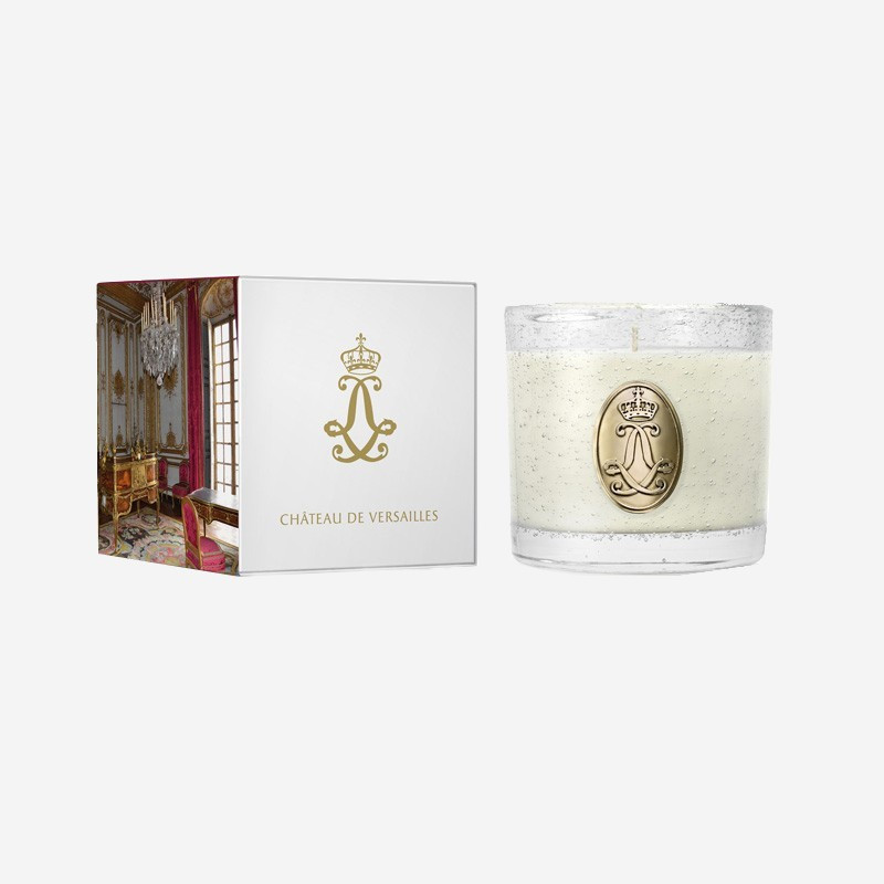 "Scented ""Palace of Versailles"" candle - Office of Louis XV"