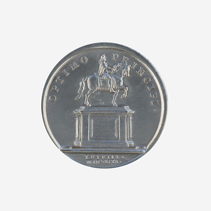 "Médaille ""Louis XV"""