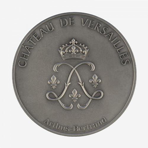 """Médaille """"Portrait de Louis XIV à 5 ans"""""""