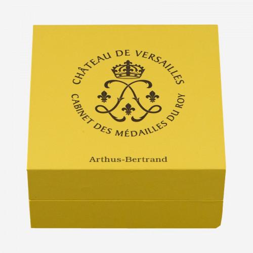 """Médaille """"Mariage de Louis XV et Marie Leszczynska"""""""
