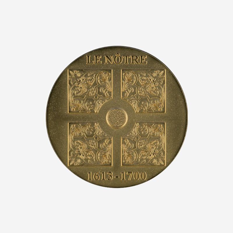 """Médaille """"Le Nôtre"""""""