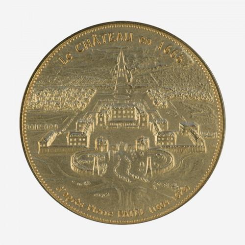 """Médaille """"Vue aérienne"""""""