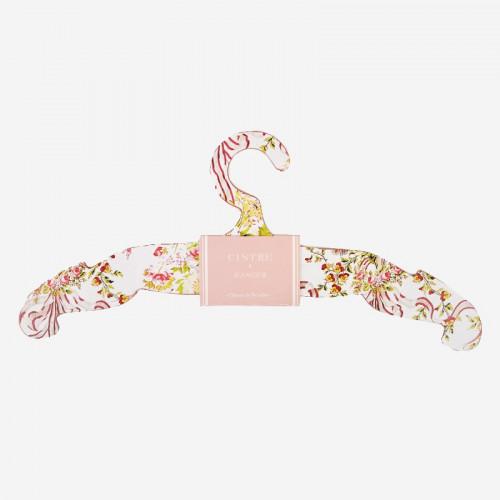 """Pink """"Dames de la Cour"""" hanger"""