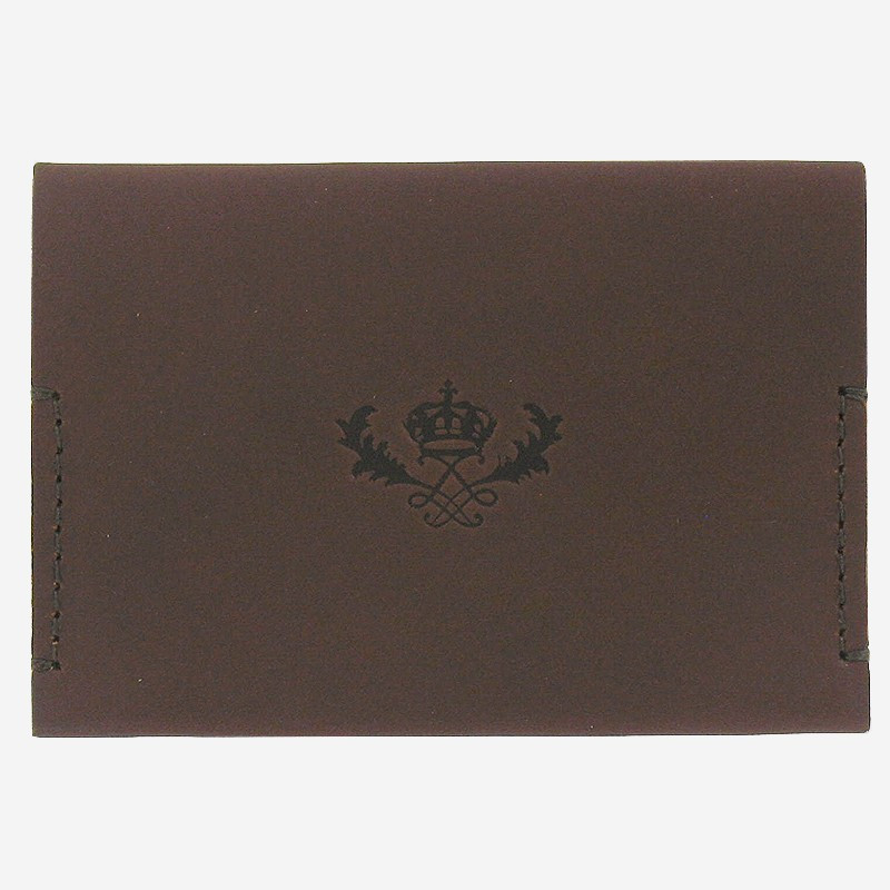 """Monogram of Louis XIV"" card carrier"