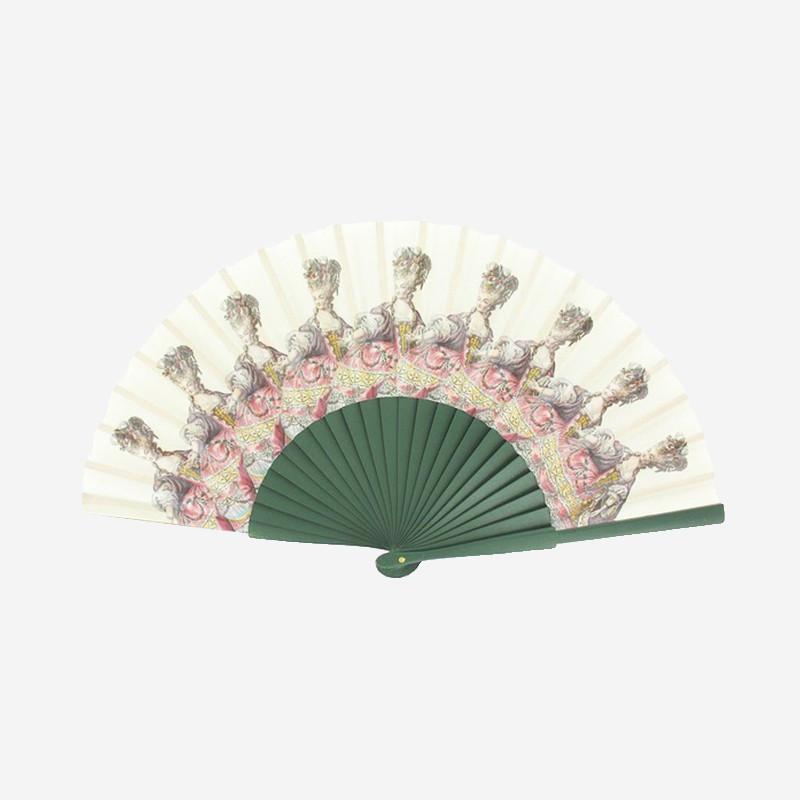 """""""Marie-Antoinette"""" fan"""