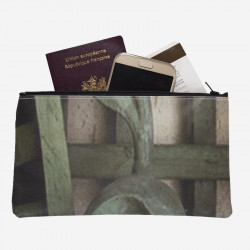 "Travel document holder "" The Queen's House"" - Limited edition"