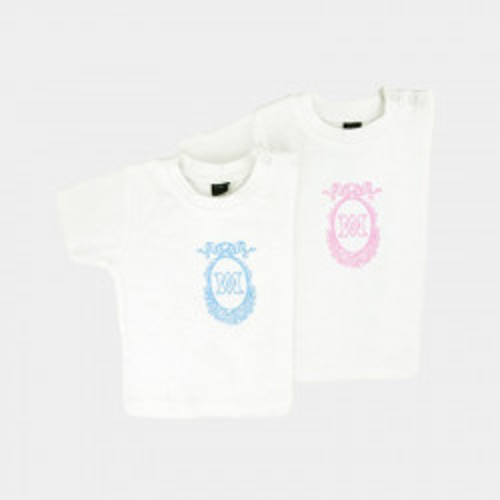 Marie-Antoinette line child's organic t-shirt