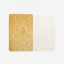 Louis XIV rooms yellow notebook