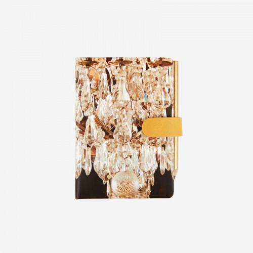"""Carnet pression """"Galerie des Glaces"""""""