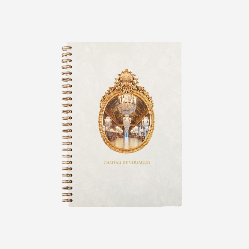 """Hall of mirrors"" notebook"