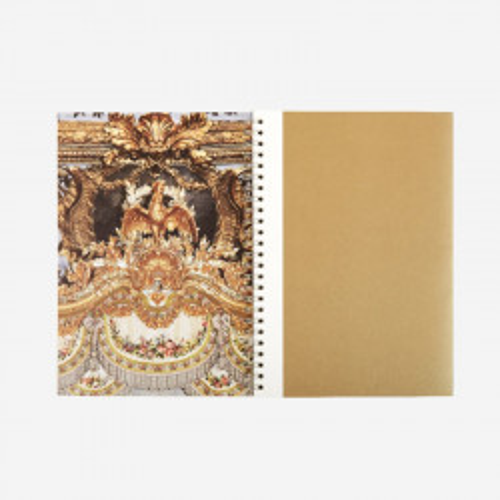 Cahier spirale Chambre de la Reine