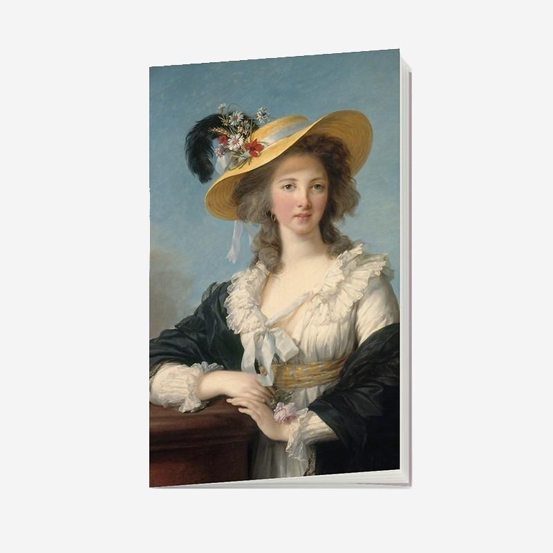 Carnet Duchesse de Polignac