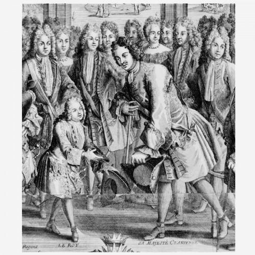 Pierre le Grand, un tsar en France - 1717