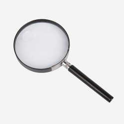 Botanist's magnifying glass