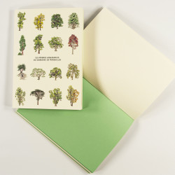"Booklet ""Admirable trees on..."