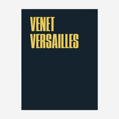 Catalogue de l'exposition Venet à Versailles
