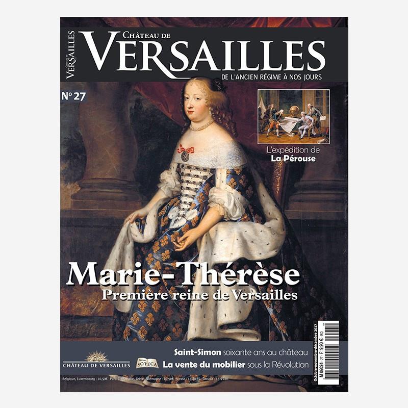Magazine N°27 Château de Versailles