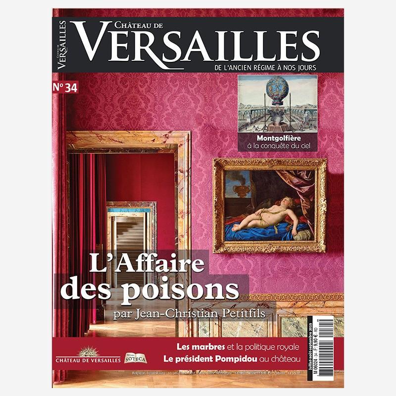 Magazine N°34 Château de Versailles