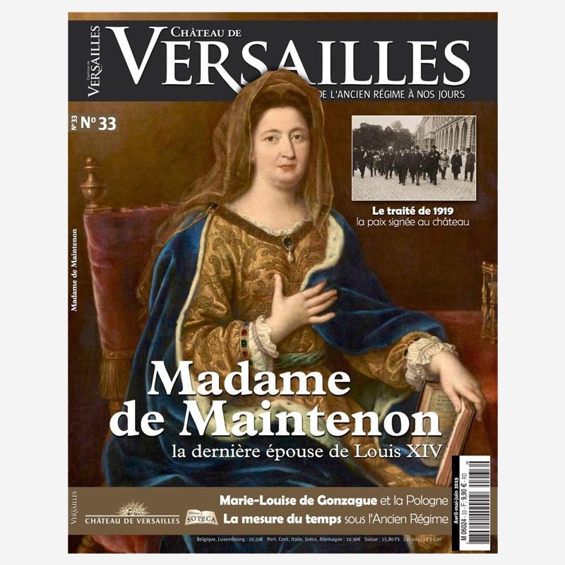 Magazine N°33 Château de Versailles