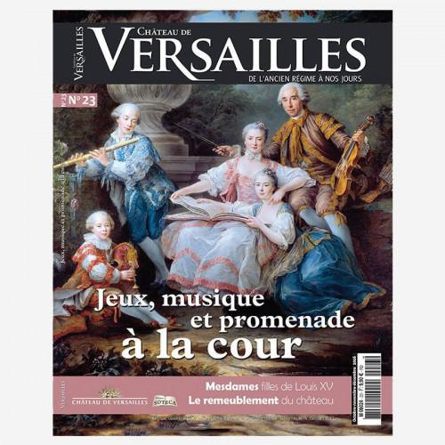 Magazine N°23 Château de Versailles