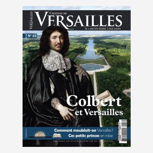 """Magazine N°16 """"Château de Versailles"""""""