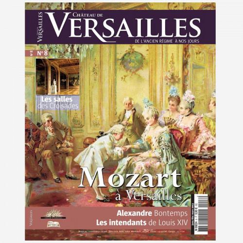 """Magazine N°8 """"Château de Versailles"""""""